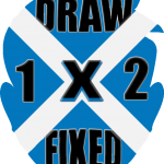 Soccer Fixed Match Draw HT FT